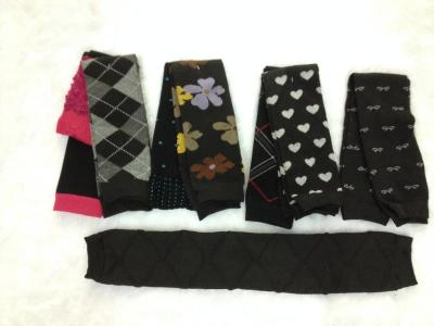 Foreign trade end Lady leg over the knee long socks kneepad leggings watong cotton leg warmers boot covers arm sleeve