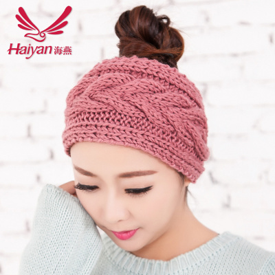 Korea imported wool fall/winter knit headband hair band new hair accessories