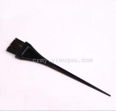 Tail hair brush a hair comb hair processing processing of v-shaped comb hair
