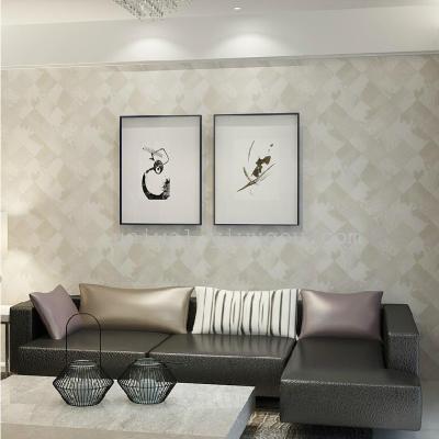 Hotel KTV soft pack 4D non-woven simplicity skin tattoo parlor wallpaper
