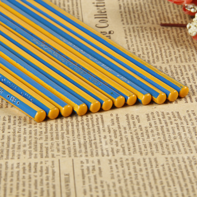 Factory direct wooden Korean cartoon stationery gifts crafts wooden pencils school supplies prizes