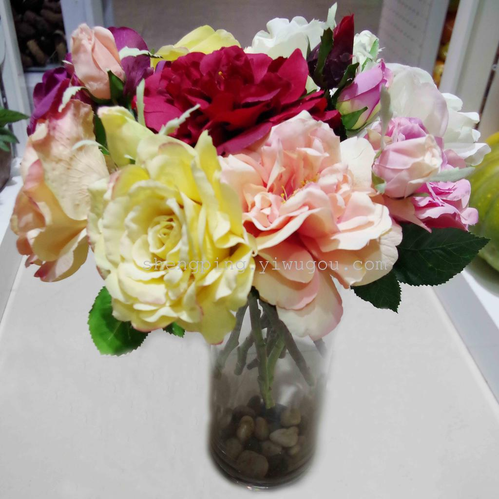 Supply Artificial Flowers Silk Flowers Artificial Flowers Wholesale