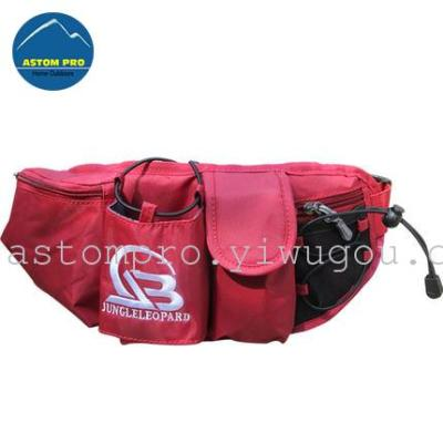 Tourism riding Mountain belt running water bottle pockets sports camping close pockets