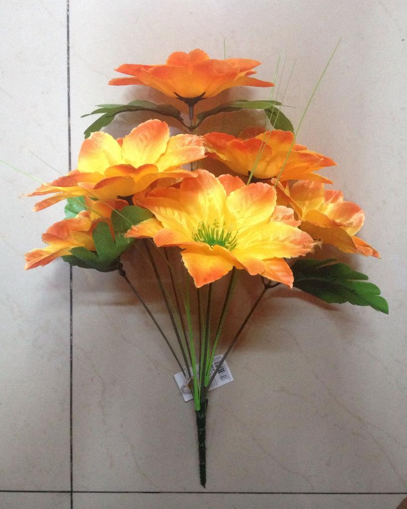 Supply Factory Direct High End Artificial Flowers Bright Small