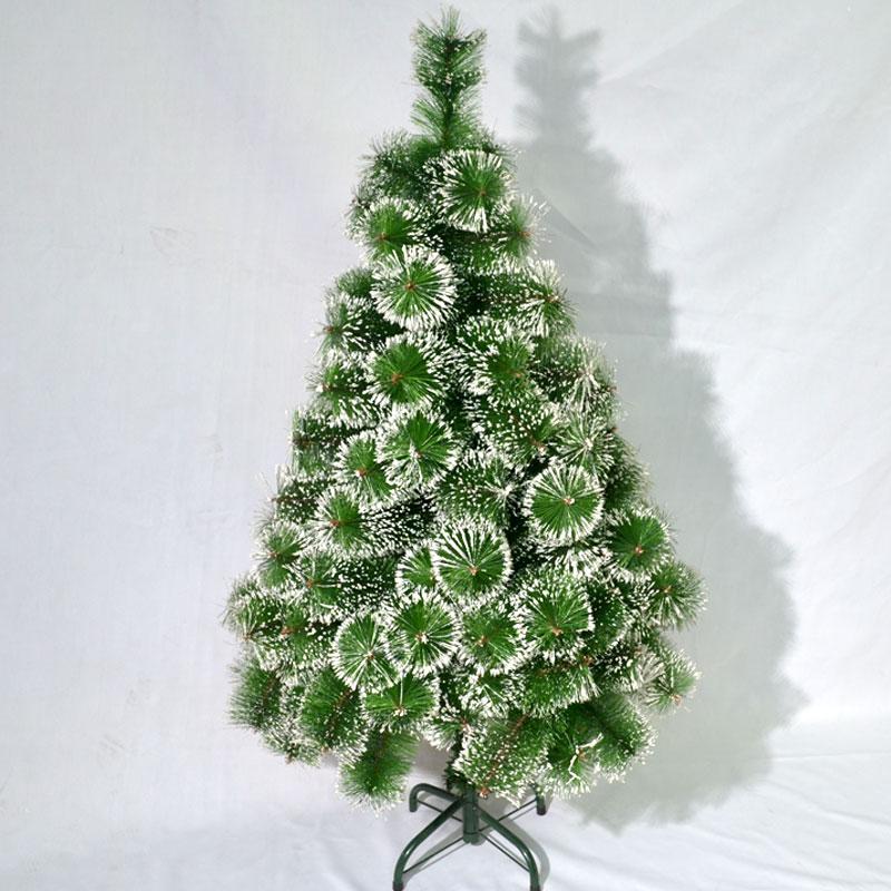 雪粉pet松针树_ 春晨圣诞树_ 义乌国际商贸城一区_购