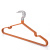 Plastic hanger with notches slip hanger drying rack for drying clothes rack hanger anti-static