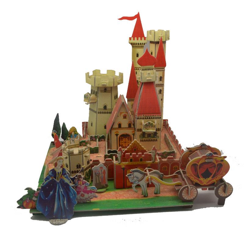 kt板做城堡效果图,kt板城堡素材,城堡kt板_大山谷图库