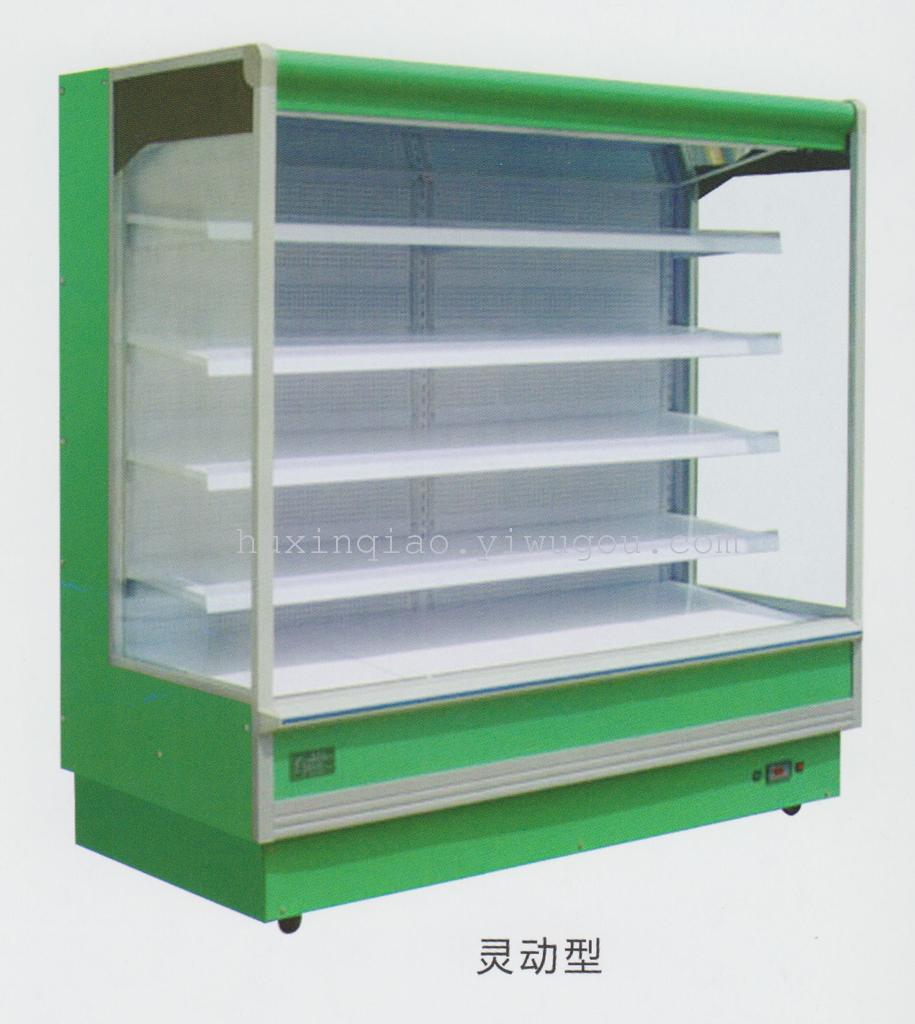Supply Integrated air curtain cabinet (smart), display cabinets ...