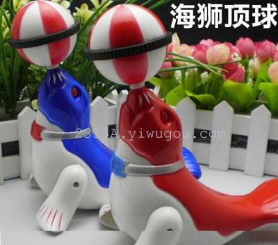 Sea Lions ball///818/children's toys electric manufacturers selling children's toys wholesale/special