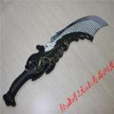Dragon Sabre 2, Yiwu commodity wholesale manufacturers selling children's toys and Dragon Sabre plastic toy knife
