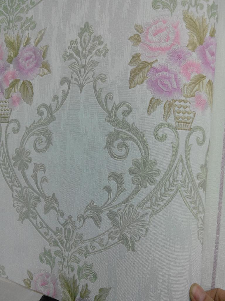 欧式复古墙纸