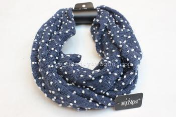Stars little scarf popular in Europe and America the new knitted fabric small bib 2015