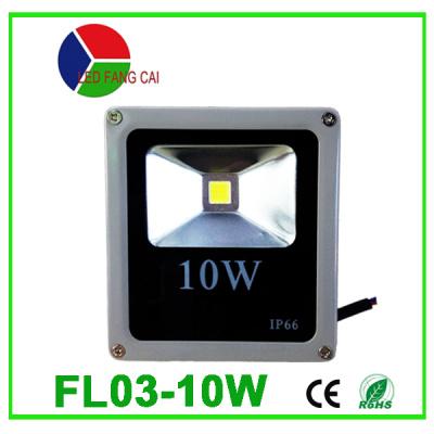 LED Flood light IP66 10W thin Square