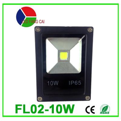 Thin LED Flood light 10W thin rectangular IP65