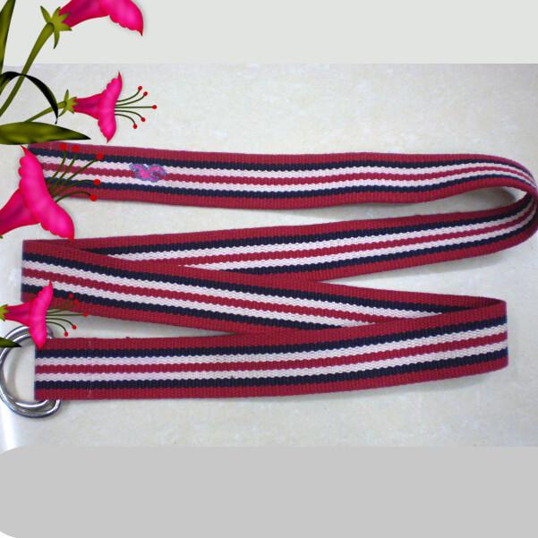 厂家直销涤棉腰带休闲腰带织带腰带