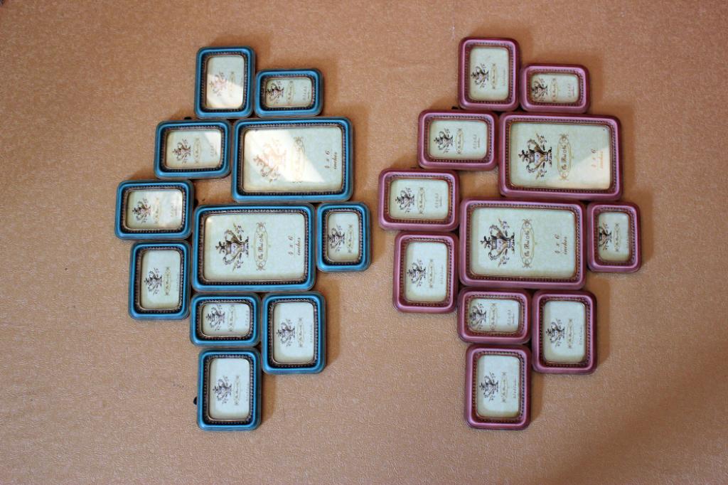 简约欧式树脂相框 客厅装饰品摆件