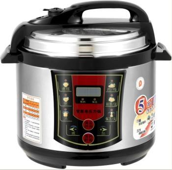 本物の4l5l6l電気圧力鍋、スマートボードの高電気圧力鍋、ファクトリーアウトレット
