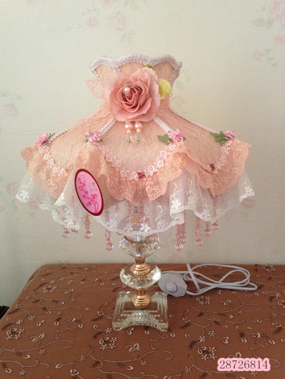 欧式奢华台 水晶装饰台灯具