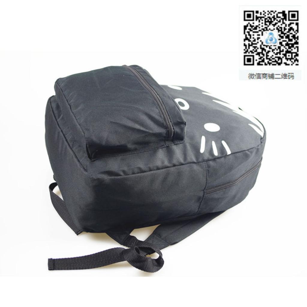 supply korean animal print cute animal waterproof backpack