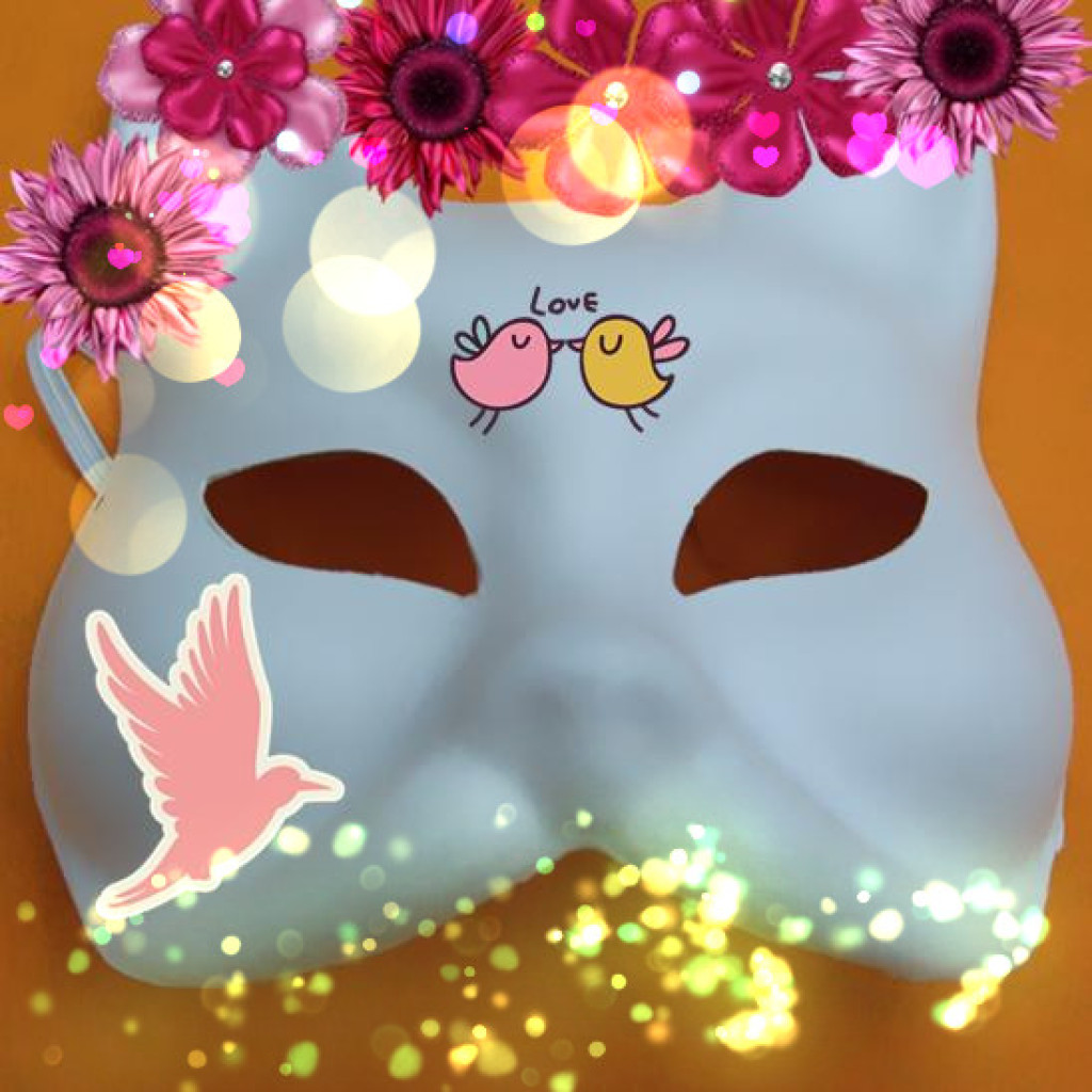 diy纸浆空白面具】 日本狐狸面具