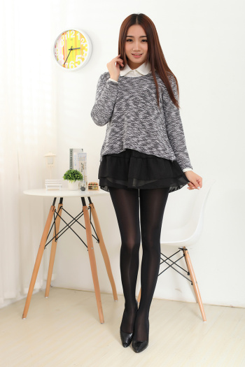 Spring light bathing cloth nylon pantyhose fashion ultra thin and comfortable pressure women's slimming pants leggings