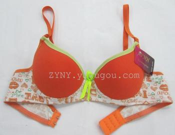 Wholesale lot of bras training bra factory outlet small Cup Bras