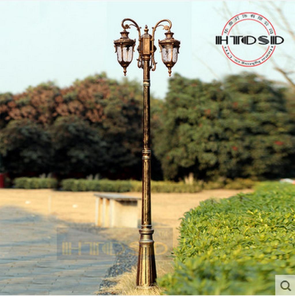 庭院灯路灯欧式景观草坪灯防水灯别墅灯室外