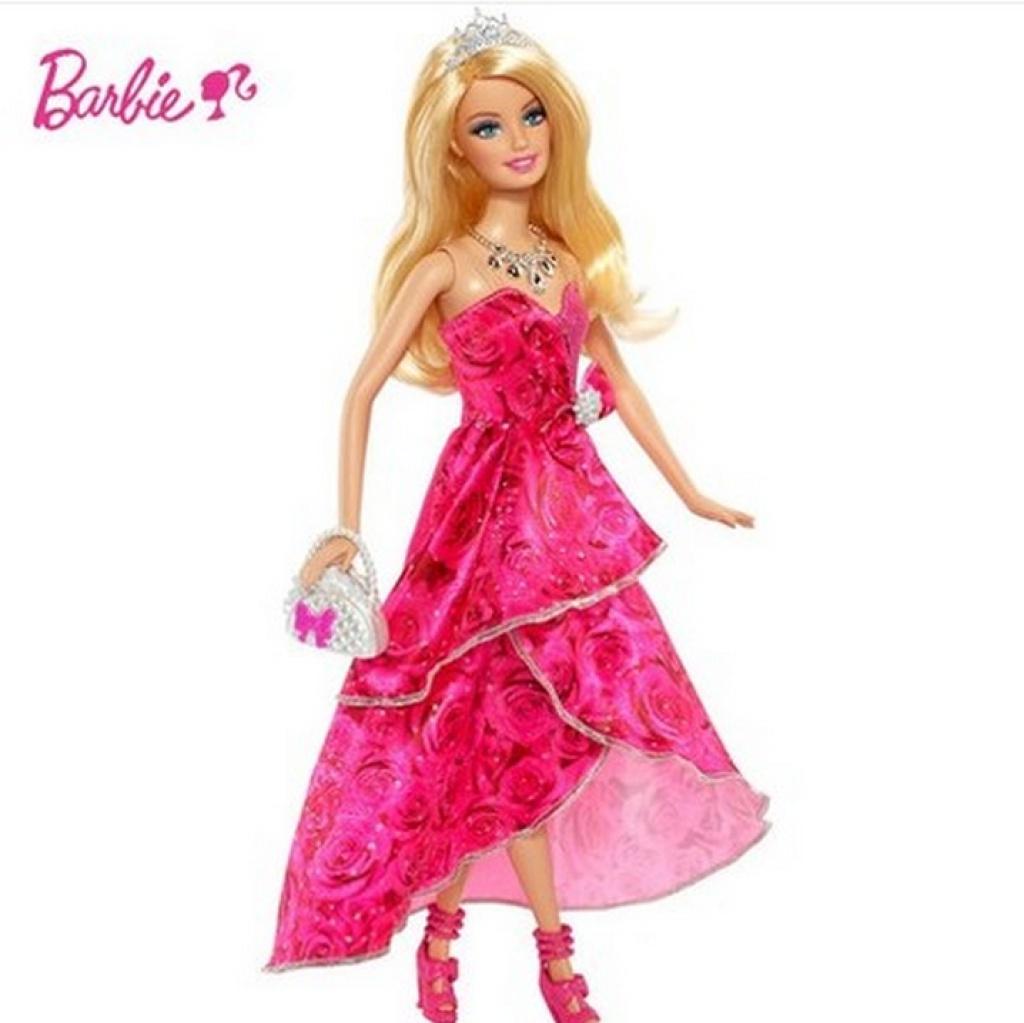 芭比娃娃 芭比娃娃玩具套装芭比公主