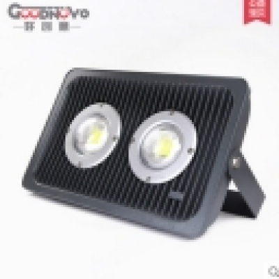 LED100W floodlight outdoor outdoor lights water polo square Bay light-proof advertising sign lighting
