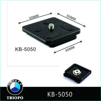 KB-5050 quick plate   TRIOPO accessories
