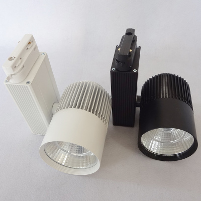 LED track light COB lighting guide lamp clothing store pearls shoots highlight lamp Wall lamp
