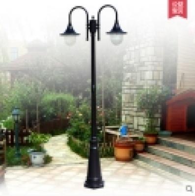 Solar Garden light street lights garden lights, outdoor lights, outdoor lights lamps Villa waterproof led landscape lamp