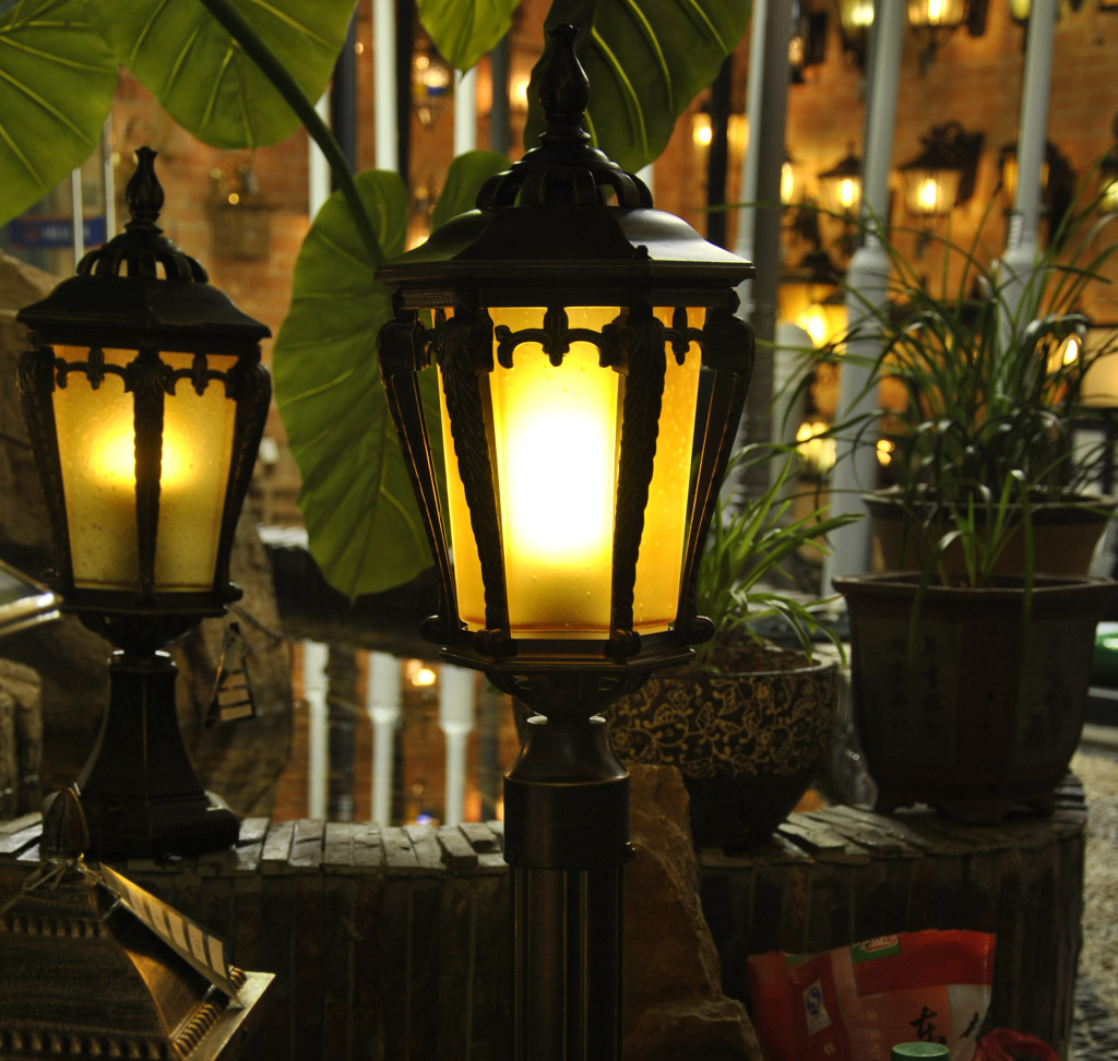 防水户外壁灯欧式全铜灯过道走廊庭院灯室外阳台工艺壁灯