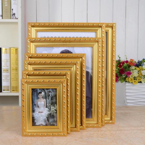 欧式相框 塑料相框 ps相框 相框厂家 礼品相框 银色相框