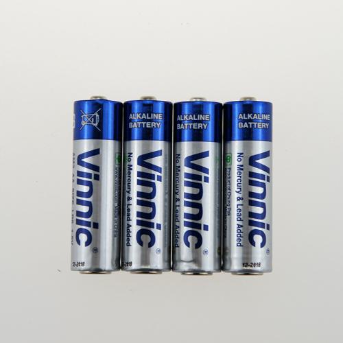 VINNIC5 alkaline batteries