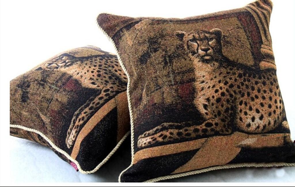 欧式沙发靠垫抱枕沙发靠背套靠枕
