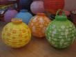 Factory direct hot Festival lanterns print paper Lantern decorated festive lanterns