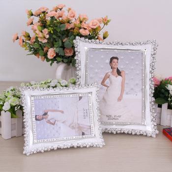 European creative table 6/7/8/10 inch Pearl photo frame wedding gifts 711