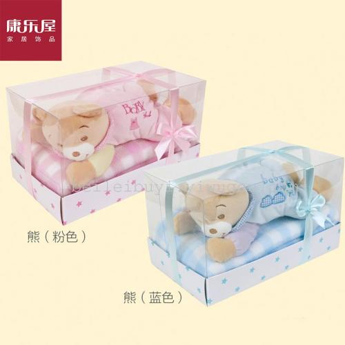 Leisure UK brand manufacturers wholesale ordering children hold blanket upscale cartoon baby gifts hold blanket