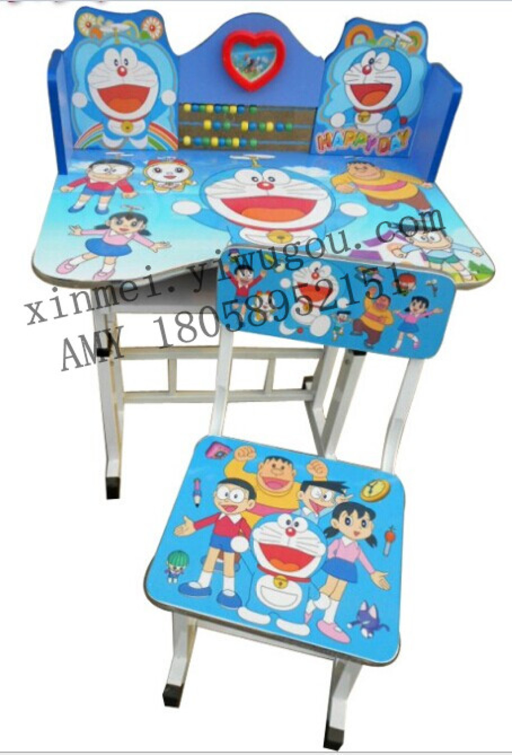 Tables and chairs cartoon - Factory Direct Ya607 Cartoon Cat Baking Process Can Be Raised And Lowered Children S Tables And Chairs