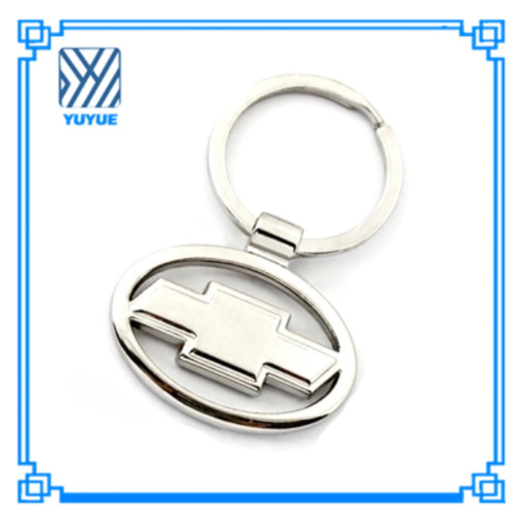 精品镂空车标钥匙扣 大众汽车钥匙扣 定制车标钥匙扣