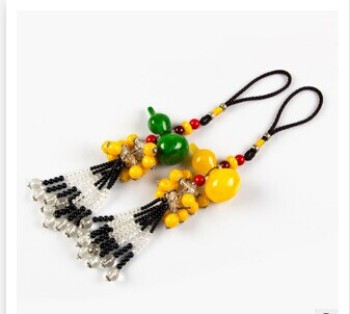 Car pendants safe car like beeswax gourd pendant perfume pendant vehicle ornaments