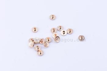 117th snap button alloy buckle jeans buckle jeans button garment accessory factory