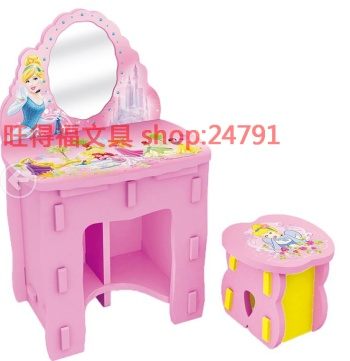 Genuine Disney children EVA foam children's Dresser household furniture