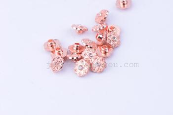 Zinc alloy rivets button 75 garment accessory factory direct factory supply