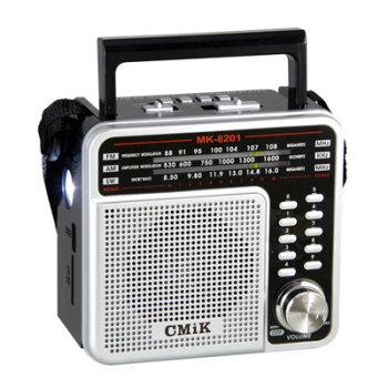 fm/am/sw多波段插卡收音机radio搜索电台cmik