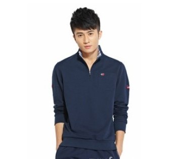 Factory direct wholesale casual slim fit spring and autumn new men's sportswear thin section