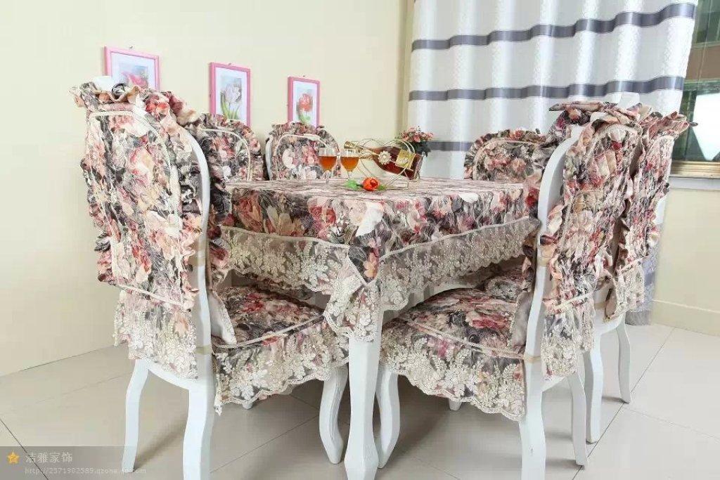 高档欧式椅子坐垫 靠背 桌布 茶几布 麂皮绒防滑垫