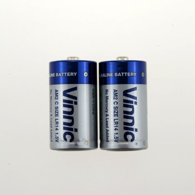 VINNIC2 alkaline batteries