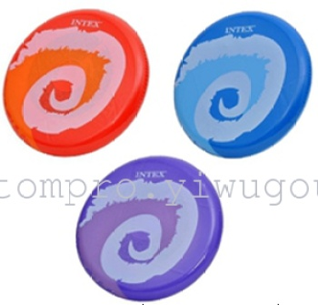 59501 inflatable flying saucer suspended Frisbee frisbee playing Beach toys